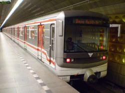 В метро Праги вернут турникеты
