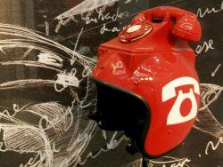 Выставка шлемов от дизайнера Альваро Солера (Alvaro Soler) (фото)