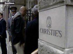 Christie\'s подвел итоги 2007 года: продажи составили 6,3 млрд долларов