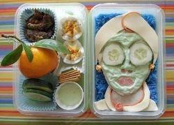 Японский завтрак: радость для глаз и пищевода (фото)
