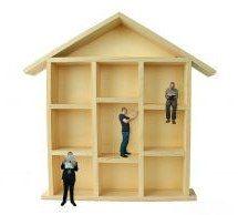 На британском рынке недвижимости усиливаются кризисные явления: офисы и жилье стремительно дешевеют
