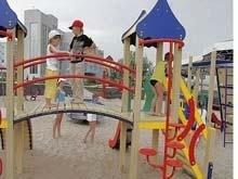 Ученые создали «умную» детскую площадку