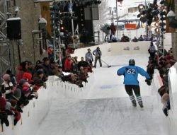 Соревнования Red Bull Crashed Ice в Квебеке (фото)