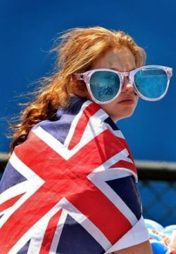 Интересные фотографии с Australian Open (фото)
