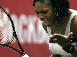 """Прошлогодняя победительница \""""Australian Open\"""" Серена Уильямс не смогла защитить свой титул"""