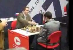 Скандал в мире шахмат (видео)