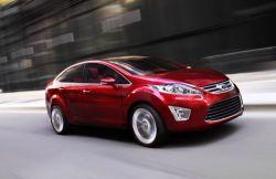 Ford Fiesta первым попадет в Европу