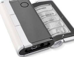 Голландцы из Polymer Vision создали мобильник Readius с выгнутым экраном