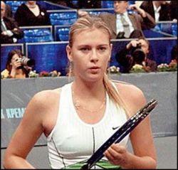 Мария Шарапова вышла в полуфинал Открытого чемпионата Австралии