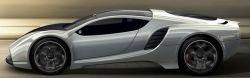 Английский концепт будущего Motorcity Europe MC1