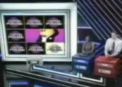Казус на съемках развлекательной телепередачи (видео)