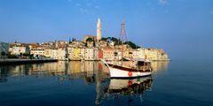 Хорватия - популярное место отдыха у российских туристов