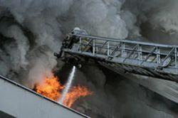 В Таиланде сгорел 30-этажный небоскреб