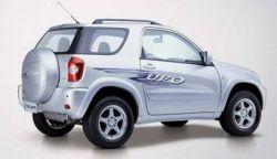 Китайский клон Toyota RAV4 будет продаваться в Европе