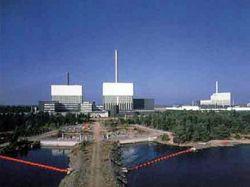 В Швеции приостановлена работа реактора на АЭС Оскархамн