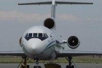 Самолет Як-42 не долетел до Москвы