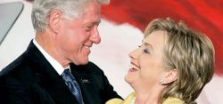 Хиллари Клинтон лишила Билла Клинтона бизнеса