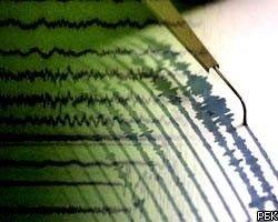 Мощное землетрясение у берегов Индонезии