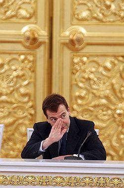 Дмитрия Медведева сочли либералом