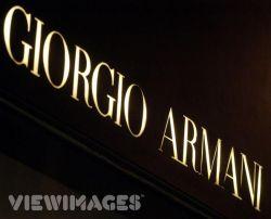 Концерн Armani готовится к глобальным переменам