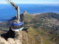 Туристы провели четыре часа в застрявшем на высоте 700 метров вагоне фуникулера