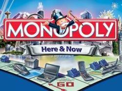 Игра Monopoly выбирает города, которые появятся на игровом поле