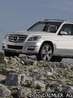 Mercedes-Benz представил концепт нового класса GLK Freeside