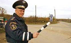 Самый честный гаишник России Павел Бобриков был задержан коллегами за выезд на встречку