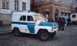 Все милицейские машины в России оснастят ГЛОНАСС-навигаторами