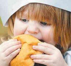 Что взрослым - еда, то детям – отрава. Что должны есть наши дети