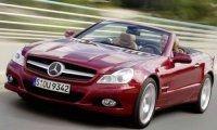 Первые официальные фотографии нового Mercedes SL
