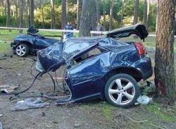 Мстя за сбитую машиной кошку, пенсионер разбил 6 машин