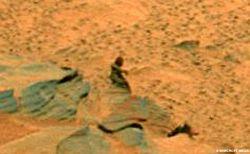 На Марсе есть жизнь? (видео)