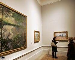 Наследники меценатов не претендуют на полотна лондонской выставки