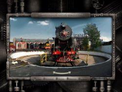 В рунете появился виртуальный музей паровозов