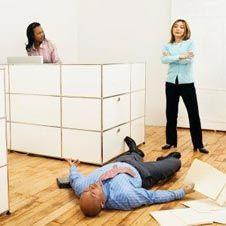 Неэффективная мотивация персонала