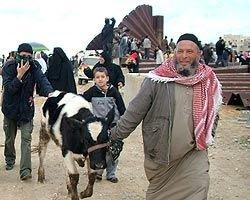 За сегодняшний день жители сектора Газа скупили все товары на приграничной территории