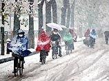 Снегопад в Китае: 30 миллионов пострадавших