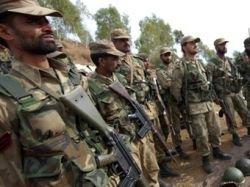 В столкновениях военных и боевиков в Пакистане погибли 48 человек