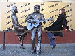В Самаре появится памятник Владимиру Высоцкому работы Михаила Шемякина