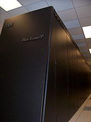 МГУ купит у IBM новый суперкомпьютер Blue Gene/P