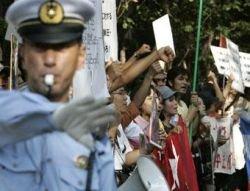 Шпионский скандал с Россией набирает обороты в Японии