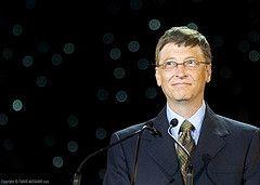 Билл Гейтс стал почетным доктором медицины Каролинского института