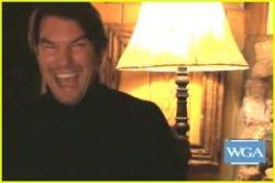 Актер Джерри О\'Коннел (Jerry O'Connell) сделал пародию на сайентологическую речь Тома Круза (Tom Cruise) (видео)