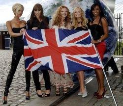 Выступления группы Spice Girls в Лондоне принесли 100 млн долларов дохода