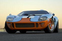 Эксклюзивный Ford GT из Африки