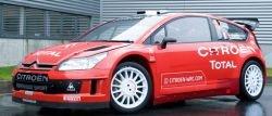 Представлен раллийный Citroen C4 WRC 2008