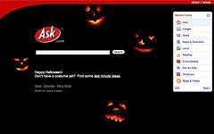 Ask.com персонализировал страницу поиска