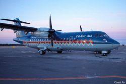 В Норвегии обанкротилась Coast Air