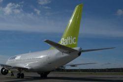 airBaltic открывает девять новых маршрутов